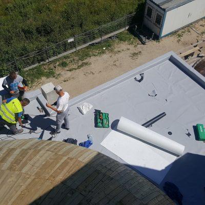 renowacje dachów