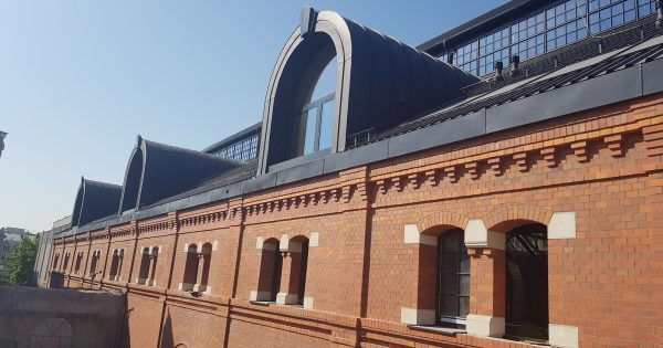 dachy z blachy
